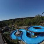 Wildwasser Rafting Anlage Bayern Park