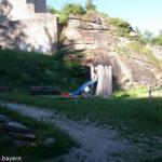 Burgruine Altnussberg