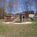 Abenteuerspielplatz und Park in Schwarzach