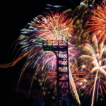 Skyline Park bei Nacht – Welcome to the 90ies VOL. 3 am Mittwoch, 14. August