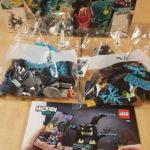 Lego bauen + Smartphone Spielen? Die Hidden Side Sets