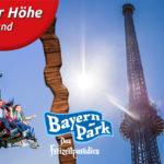 Neuheiten in den großen Freizeitparks Bayern