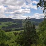 Geocaching und Wandertour auf den Höhenwanderweg Rattenberg
