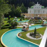 Bayern Park Besuch in der Corona Zeit